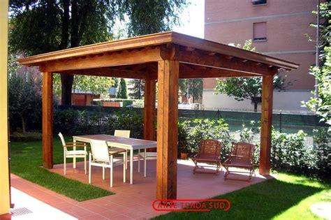 legno per gazebo gazebo in muratura e legno pi portico 20autoportante 202