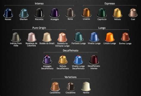 best nespresso coffee flavors buy nespresso pods capsules ultimate guide 2018