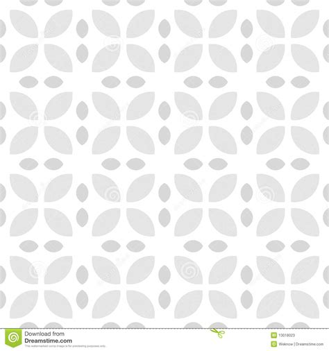 pattern grey and white grey and white retro flower pattern stock photos image
