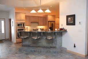 Bar Island For Kitchen by Kitchen Islands With Breakfast Bar Decofurnish