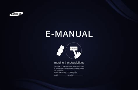 Samsung E Manual Free Pdf For Samsung Un19d4000 Tv Manual