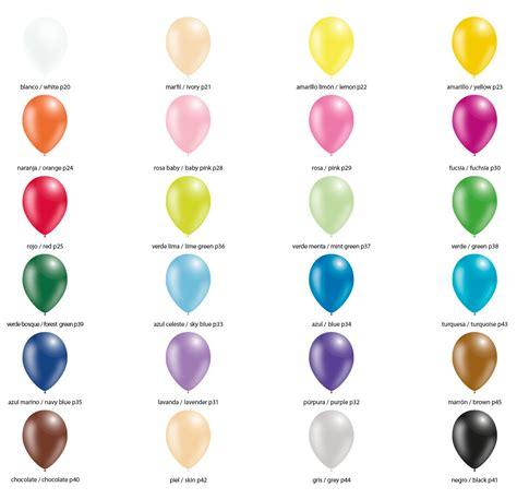 color in globo publicidad color de 30 x 36 cm globos promocionales