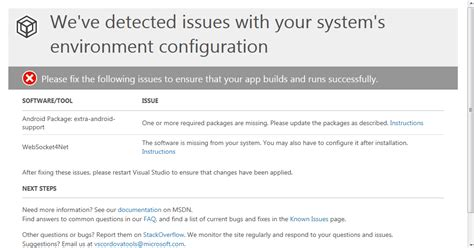 android templates for visual studio 2013 android error installing apache cordova tools in visual