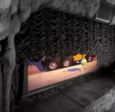custom bat cave inspired home theater slashgear