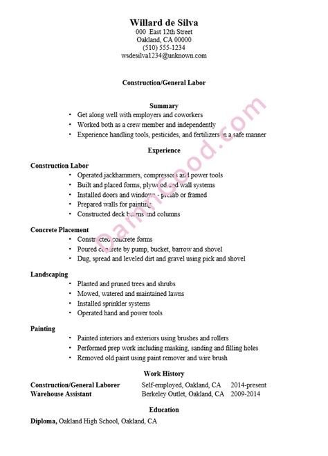 Education In Resume No Degree by Resume Exles Education Section No Degree Resume