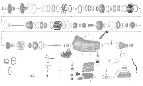 chevy turbo 350 transmission diagram 86 chevy turbo 350 transmission parts diagram need