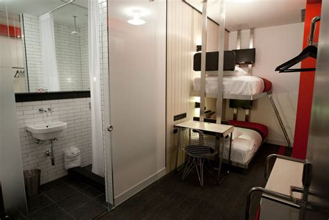 100 Floors 39 Help by Tiny But Luxurious Hotel Rooms Up In New York The