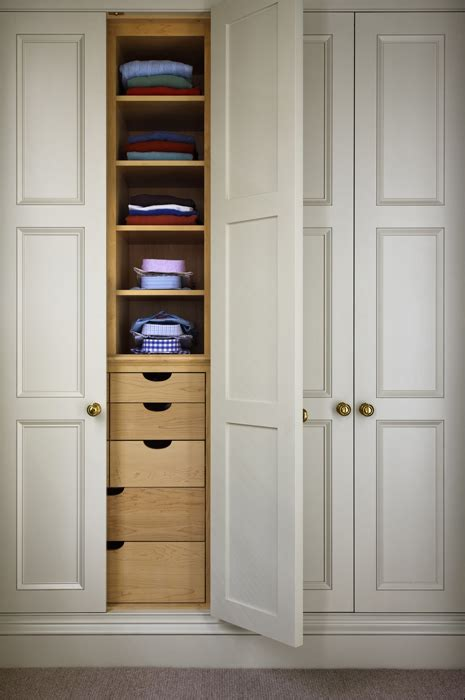 Built In Wall Closets by Built In Closet Traditional Closet Redd