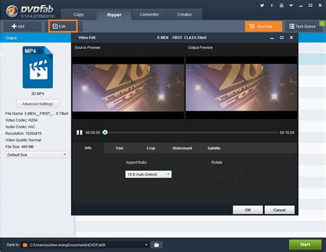 converter software how to rip and convert 2d dvd to mp4 3d video