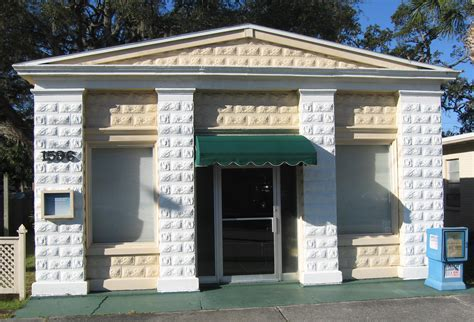 Melbourne Fl Post Office by Eau Gallie Post Office