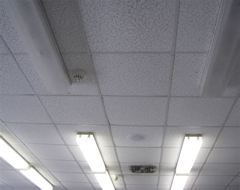 Ceiling Tile Alternatives How To Make A Bulletin Board From A Ceiling Tile Wikihow