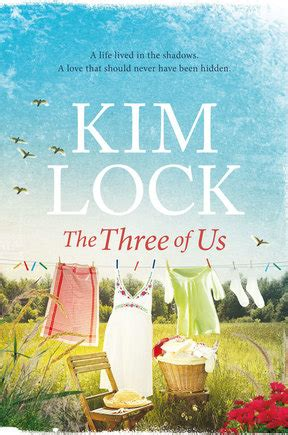 Three Of Us by The Three Of Us Lock Cass Moriarty Author