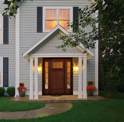 Giel Garage Doors Clopay Craftsman Front Entry Door Traditional Exterior Other By V Giel Garage Doors