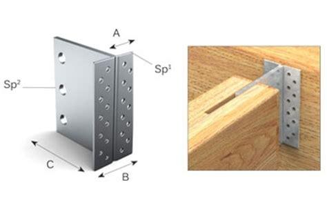 staffe per tettoie in legno ferramenta per la costruzione di in legno adveco