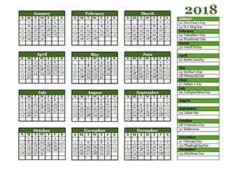 yearly calendar  printable yearly calendar templates