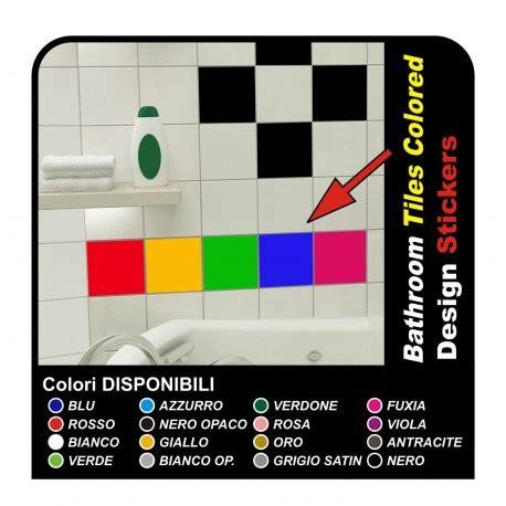 adesivi per piastrelle bagno 144 adesivi per piastrelle cm20x20 decorazioni adesivi