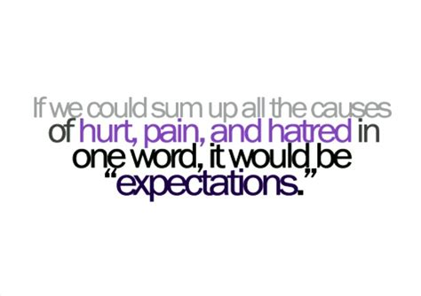 expectation quotes expectation quotes sayings expectation picture quotes