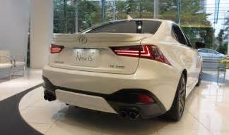Lexus Isf 2016 Image Of 2016 Lexus Is F Nope But Can You Tell Why