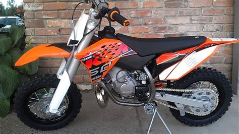 Mini Ktm 50 Ktm Sx 65 50 Mini 2017 Ototrends Net