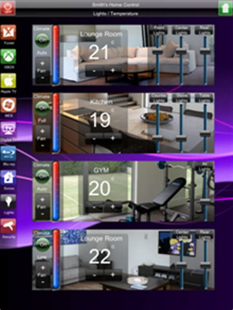 and android tablet home automation photo nous house