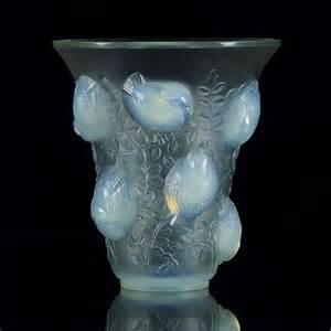 Lalique Vases Antique Ren 233 Lalique Antique Glass Hickmet Fine Arts