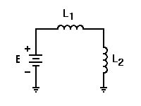 what are the inductors connection inductors in series