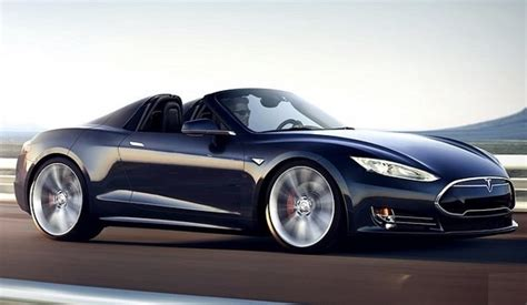 All Electric Car Tesla 2018 Tesla Roadster All Electric Convertible Drive