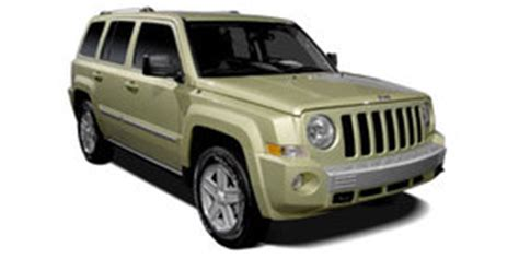 2010 Jeep Patriot Safety Rating 2010 Jeep Patriot Prices Reviews And Pictures U S News
