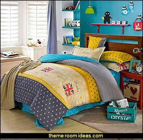 travel themed bedding decorating theme bedrooms maries manor travel theme