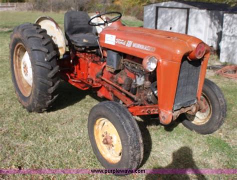 Ford 601 Workmaster by Ford 601 Workmaster Tractor Item H2050 Sold December