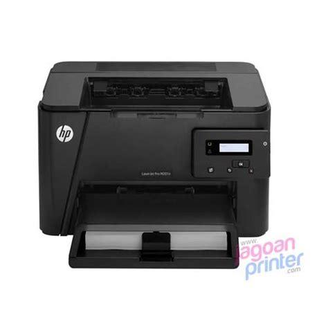 Printer Laser Hitam jual printer hp laserjet pro m201n murah garansi jagoanprinter