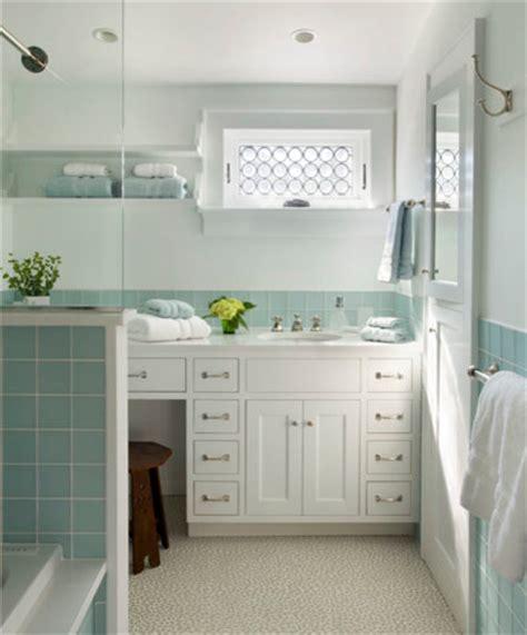 Cape cod retreat beach style bathroom boston by