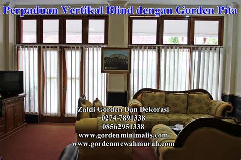 Gorden Lipat Poni Renda L 100 Cm T 180 Cm gorden kantor minimalis gorden kantor elegan model