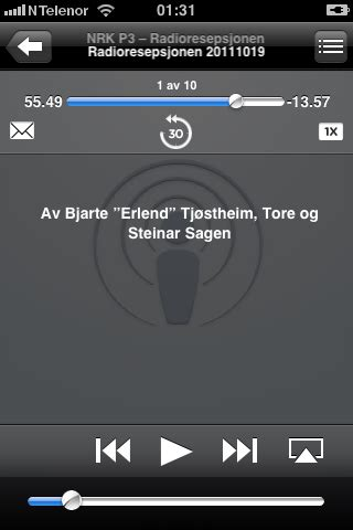 ipod iphone plays podcasts  seemingly random order