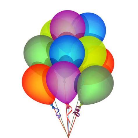 imagenes de globos happy birthday globos vector de cumplea 241 os y gratis recursos web seo