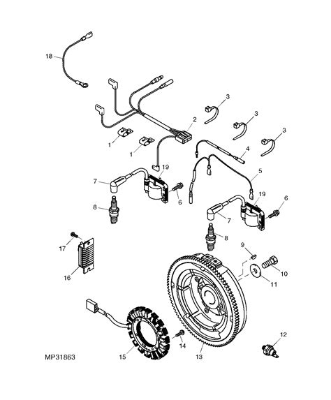 diagram of a deere 757 mower diagram free engine