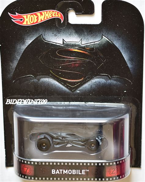Hotwheels Wheels Hw Retro The Bat wheels retro entertainment batmobile 0001267 6 00 biditwinit09 classic colections