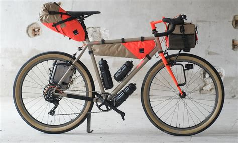 nothing to see here just a typical bicyclist pushing a 70 year what is a bikepacking bike is it different to a standard