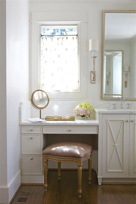 Bathroom Cabinets With Makeup Vanity Best 25 Bathroom Makeup Vanities Ideas On