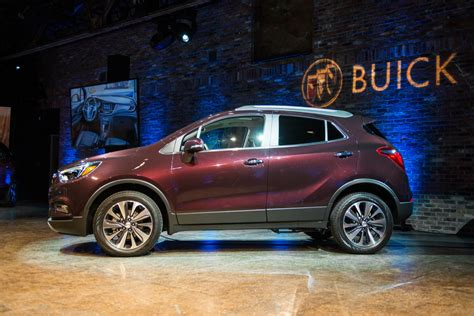 2017 buick encore info pictures specs wiki gm authority