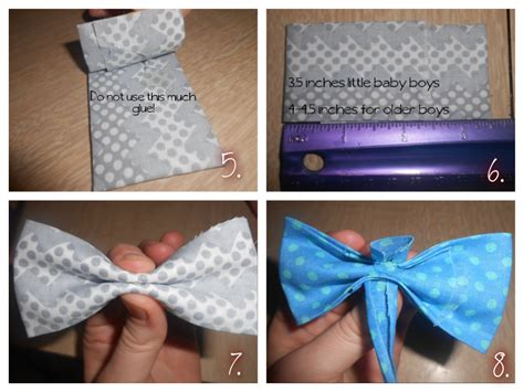 diy baby bow tie no diy no sew bow tie pattern diy do it your self