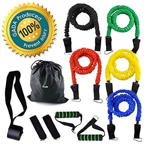 anchor rubber st door anchor exercises resistance bands set fitness