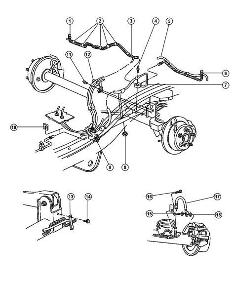brake diagram 1997 ford expedition rear brakes imageresizertool