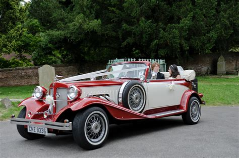 Wedding Car Buckinghamshire by Vintage Beauford Beauford Wedding Car Hire In High Wycombe