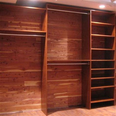 Cedar For Closet by Cedar Lined Closet Home