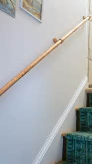 copper handrails easy diy stair handrail made from copper pipe