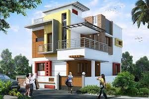 2 Story Home Design Plans by 3 Bhk Bungalows Villas For Sale At Belgaum Rei285765