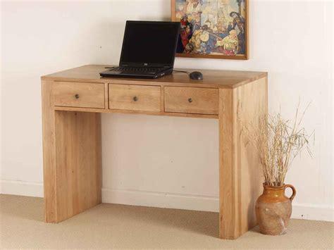Corner Table Desk Mobila Birou Din Lemn Masiv Stejar