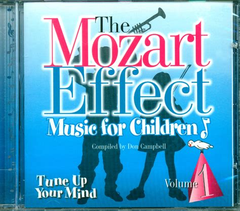 Cd The Mozart Effect For Babies Vol2 the mozart effect for children vol 1 cd
