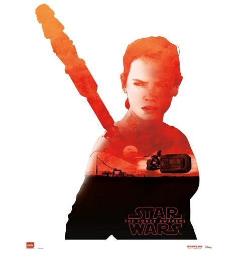 beautiful new star wars the force awakens art